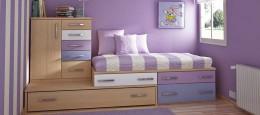 Оформление маленькой детской комнаты: принципы и реализация