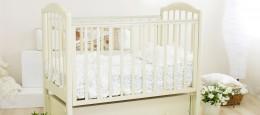 Недорогие детские кроватки для новорожденных: все существующие варианты