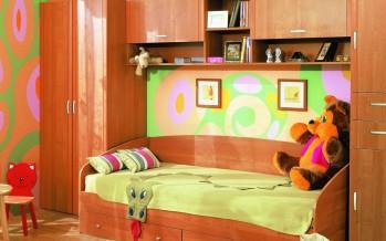 как выбрать недорогую мебель для детской комнаты
