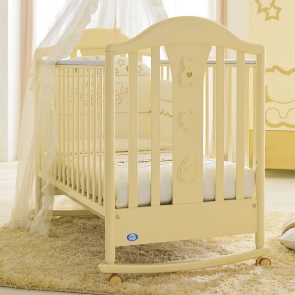 классическая кроватка для новорожденных