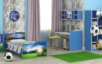 особенности детской мебели для мальчика