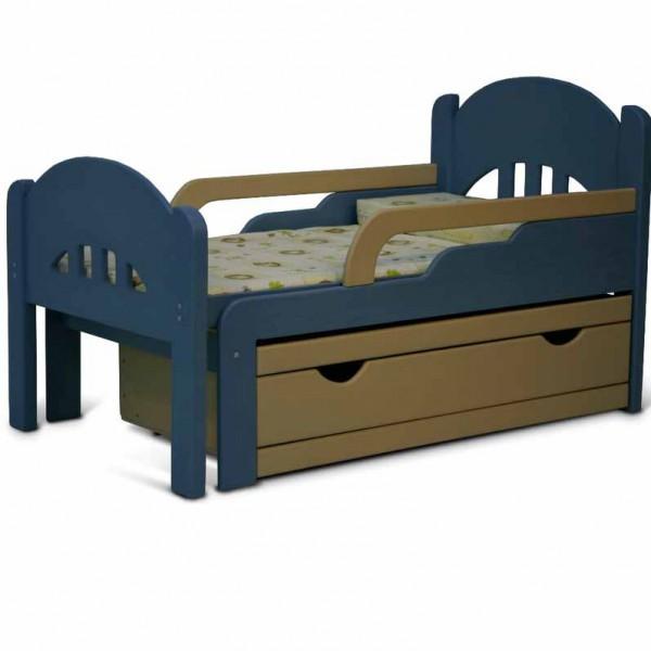 Детская раздвижная кровать я расту