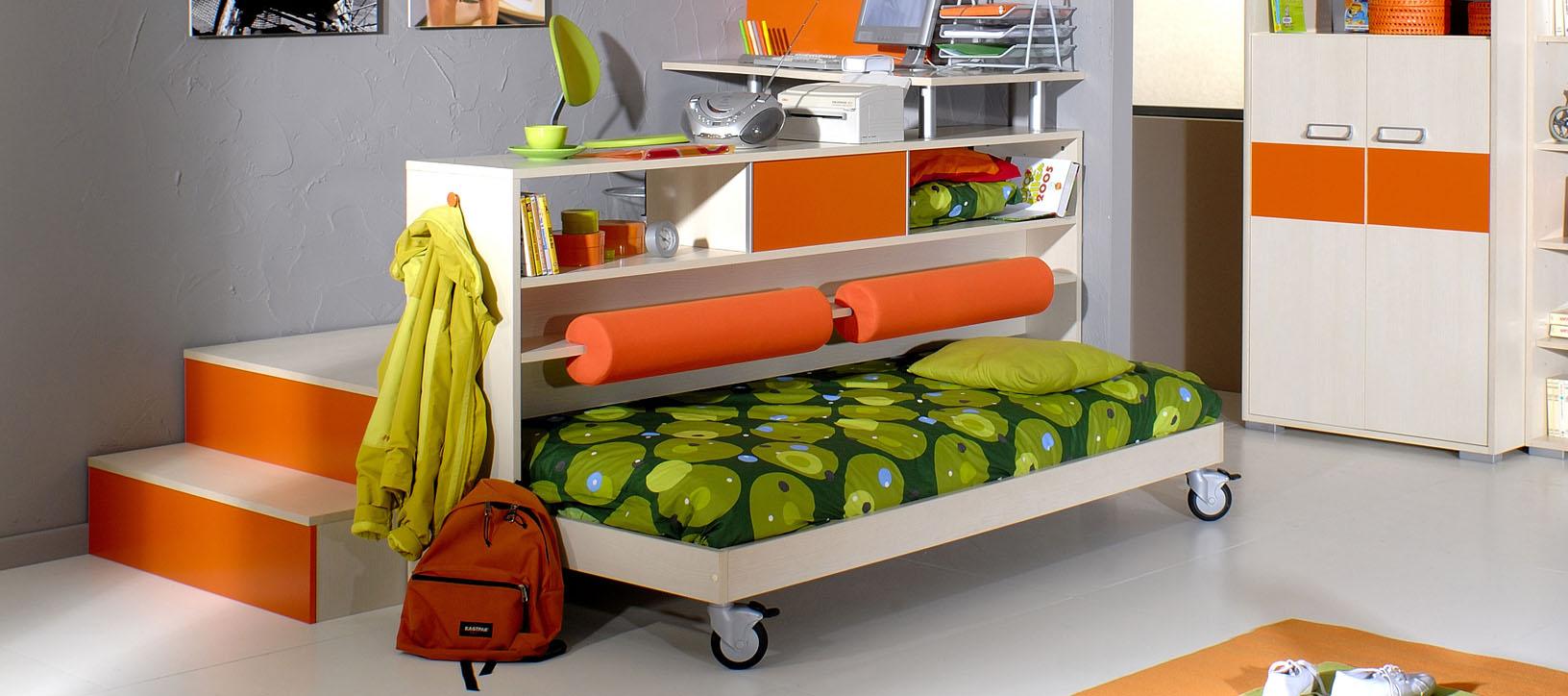 Кровать-подиум своими руками: отличное решение для детской комнаты