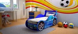 Кровать-машинка в детскую своими руками: воплощение мечты в жизнь