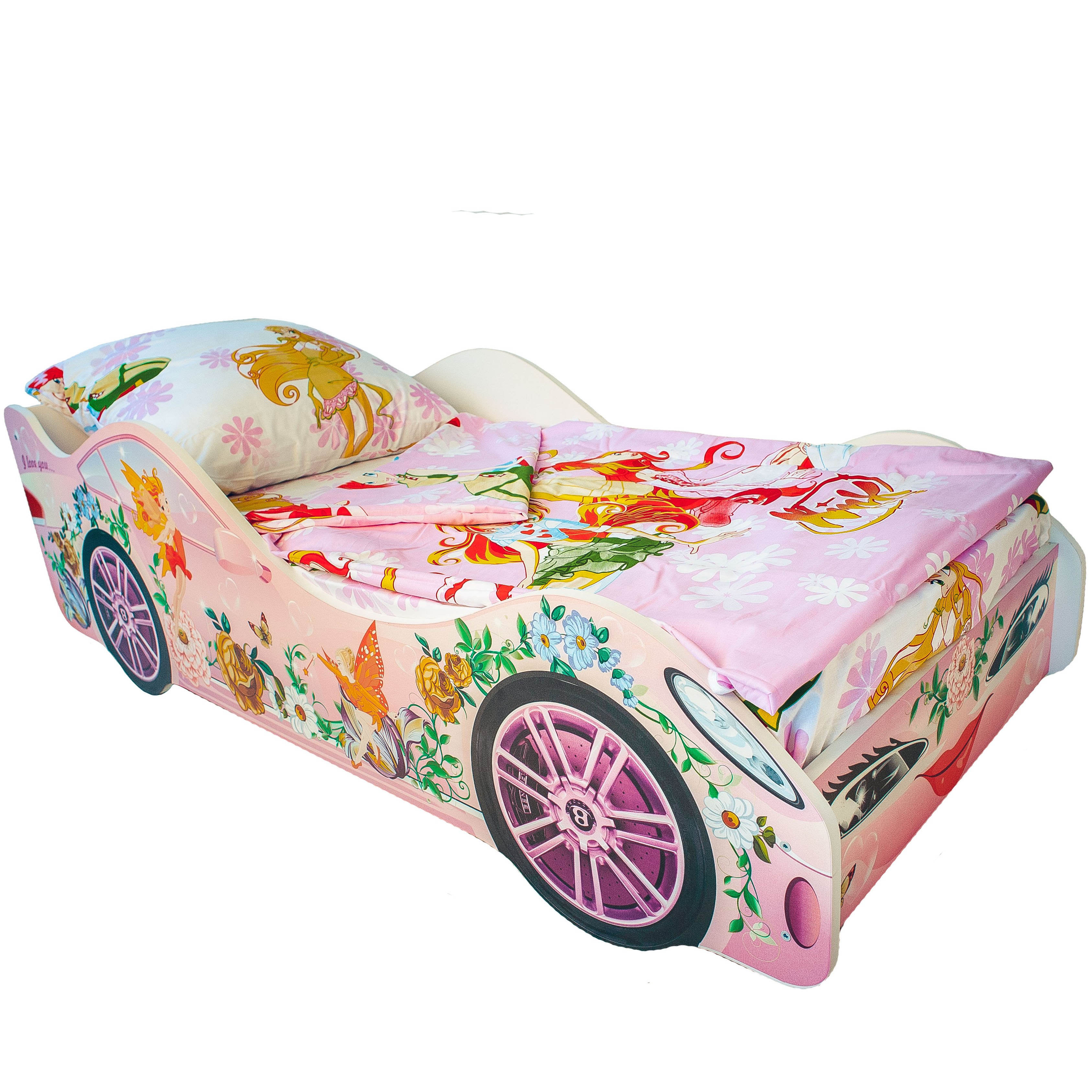 Кровать-машинка Бельмарко