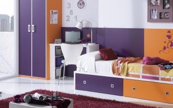 Особенности кроватей с выдвижными ящиками