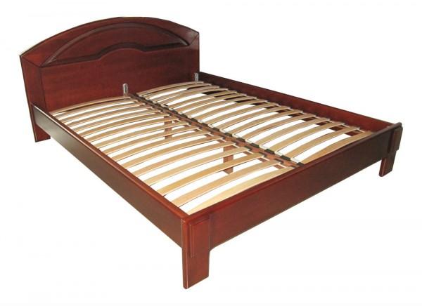 каркас кровати из ольхи