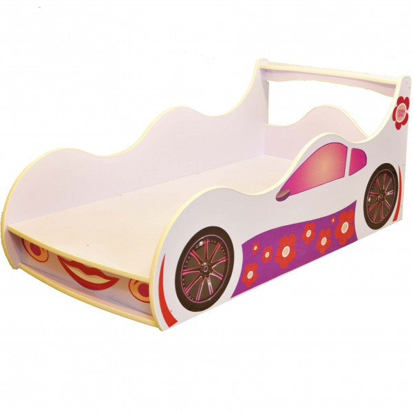 кровать машинка для малыша