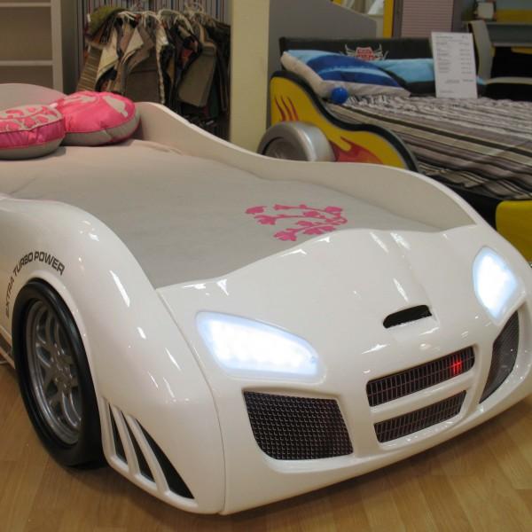кровать машинка для подростка