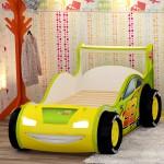 особенности кроватей машинок для детей
