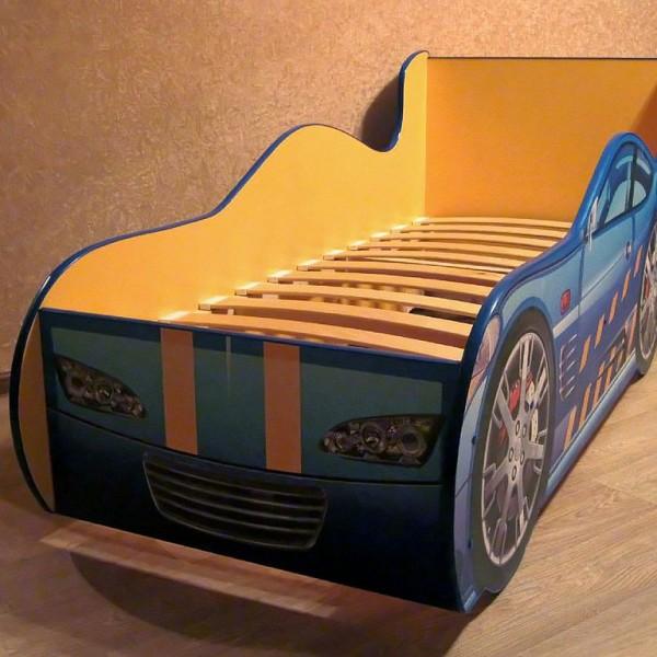 Детские кровати в виде машин своими руками 900