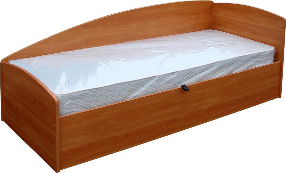 Где можно купить недорогую кровать с матрасом