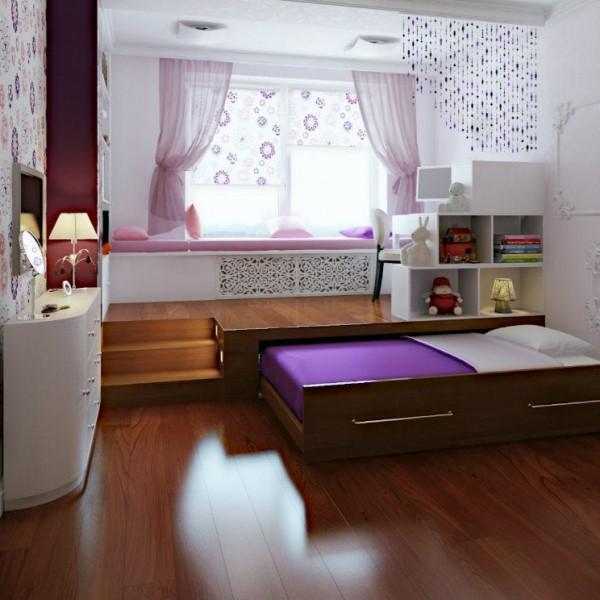 подиумные кровати своими руками фото