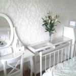 Hamnes в белой спальне