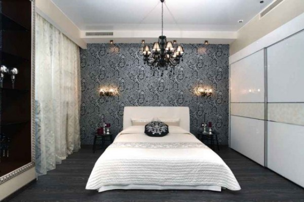 Фото бра над кроватью в спальне