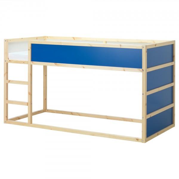 Кровать-чердак Икеа Кюра