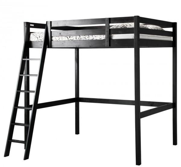 Кровать-чердак Икеа Стуро