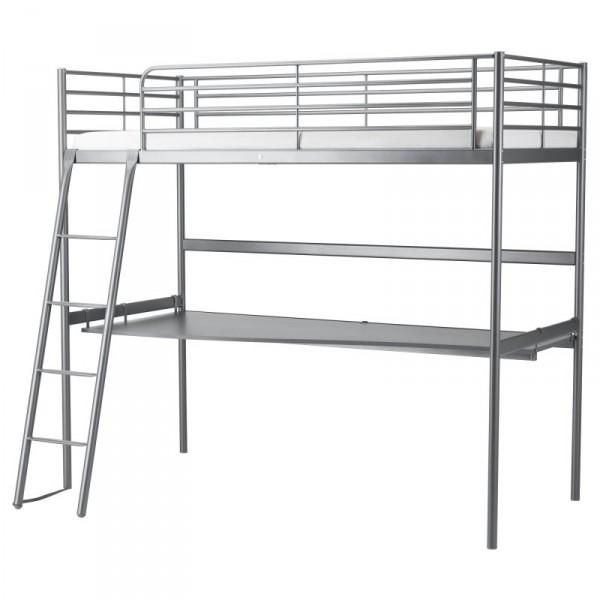 Кровать-чердак Икеа Свэрта