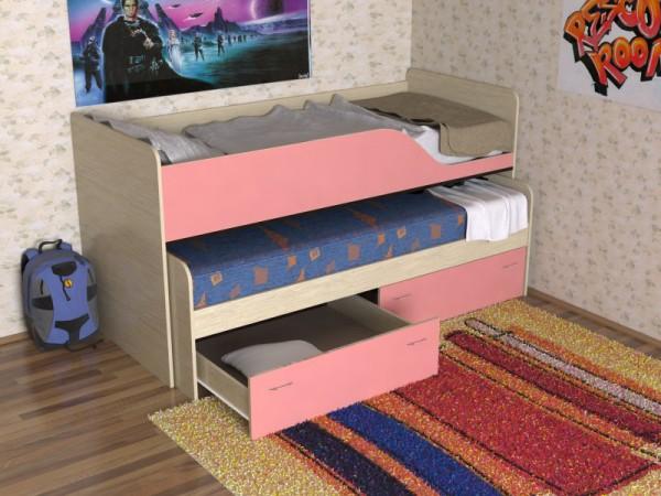 Кровать дует-2