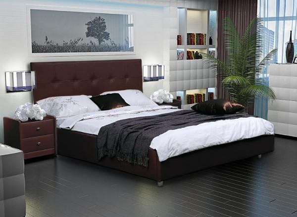 Кровать с подъемным механизмом Аскона