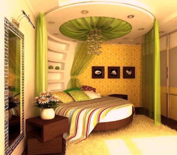 Кровать в дизайне