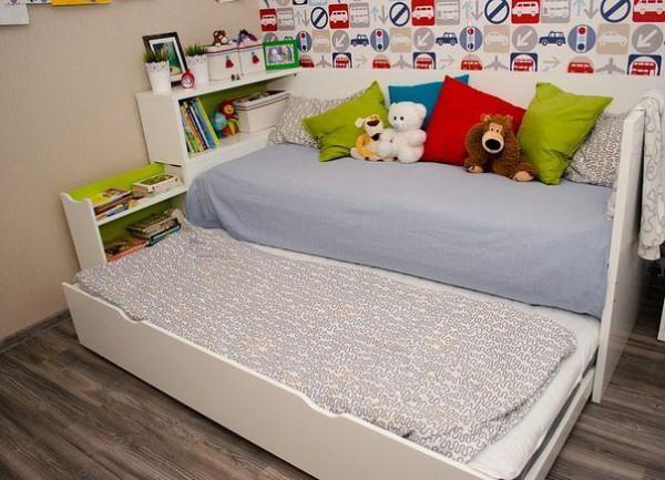 Откатная кровать Флакса