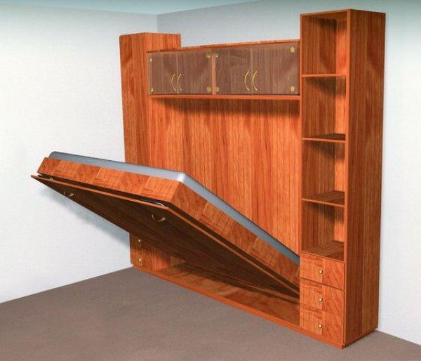 Как правильно поставить кровать в спальне: по фен-шуй, у ....