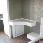угловой туалетный столик