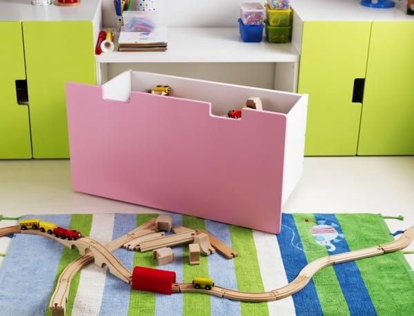 Система для хранения игрушек Стува