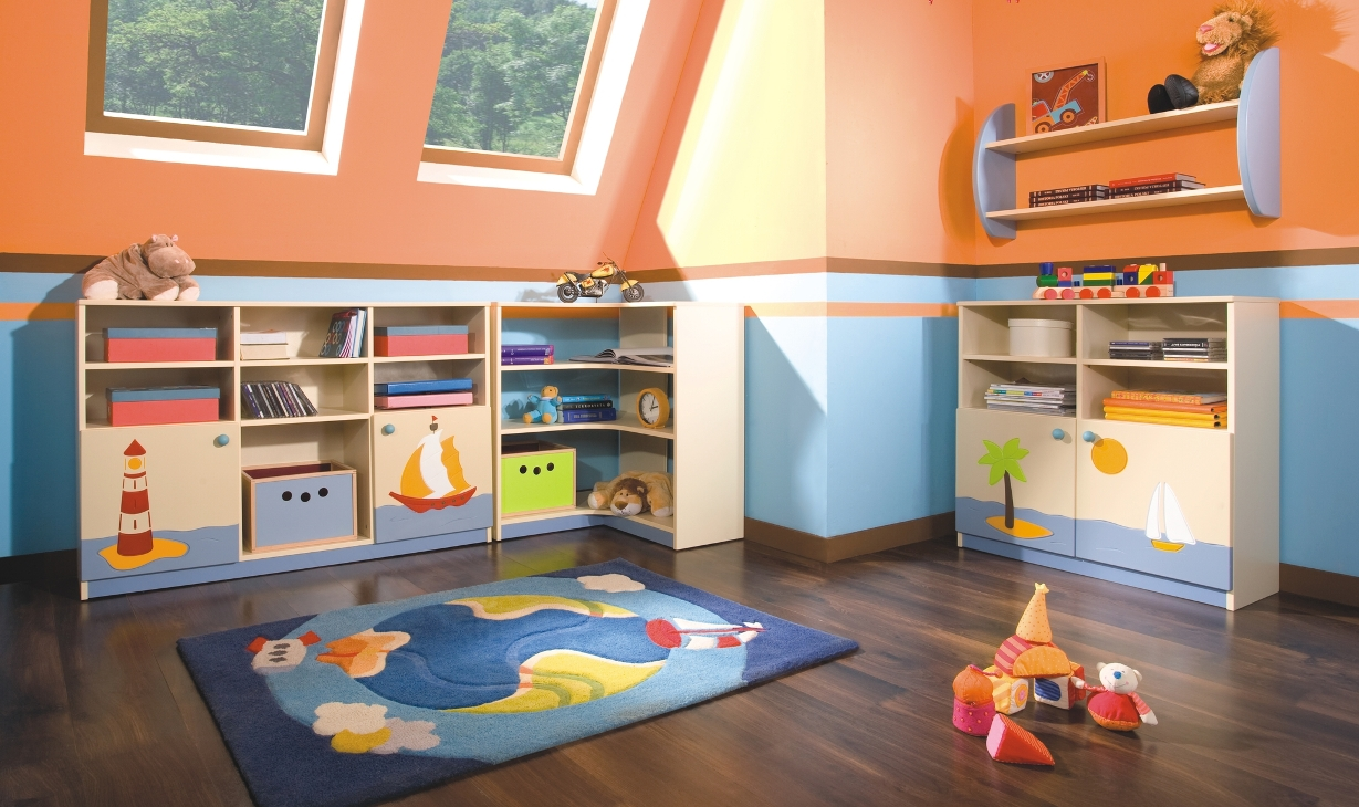 Мебель для хранения игрушек