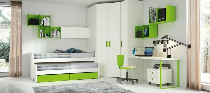 двухъярусные выдвижные кровати для детей
