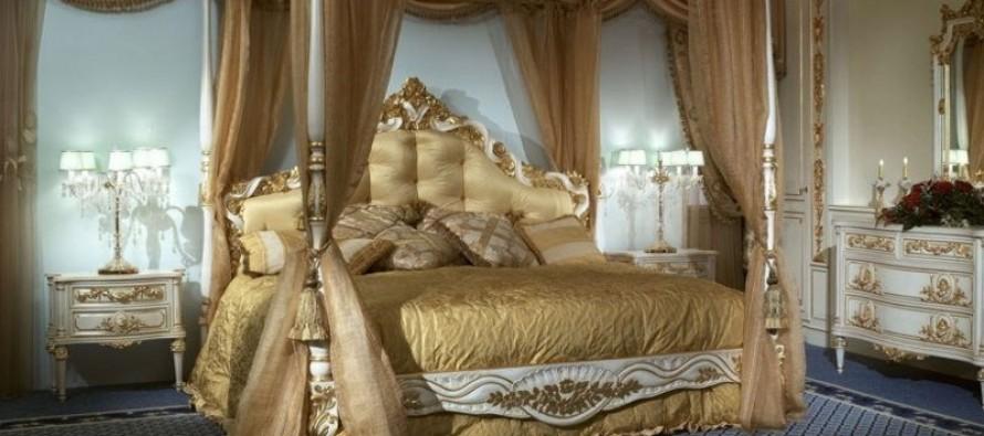 Покрывало в спальню на кровать с воланами