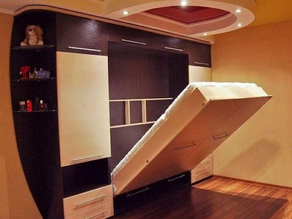 шкаф кровать купе
