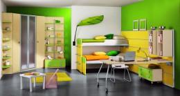 Шкафы-купе для детской комнаты — особенности конструкции и дизайн