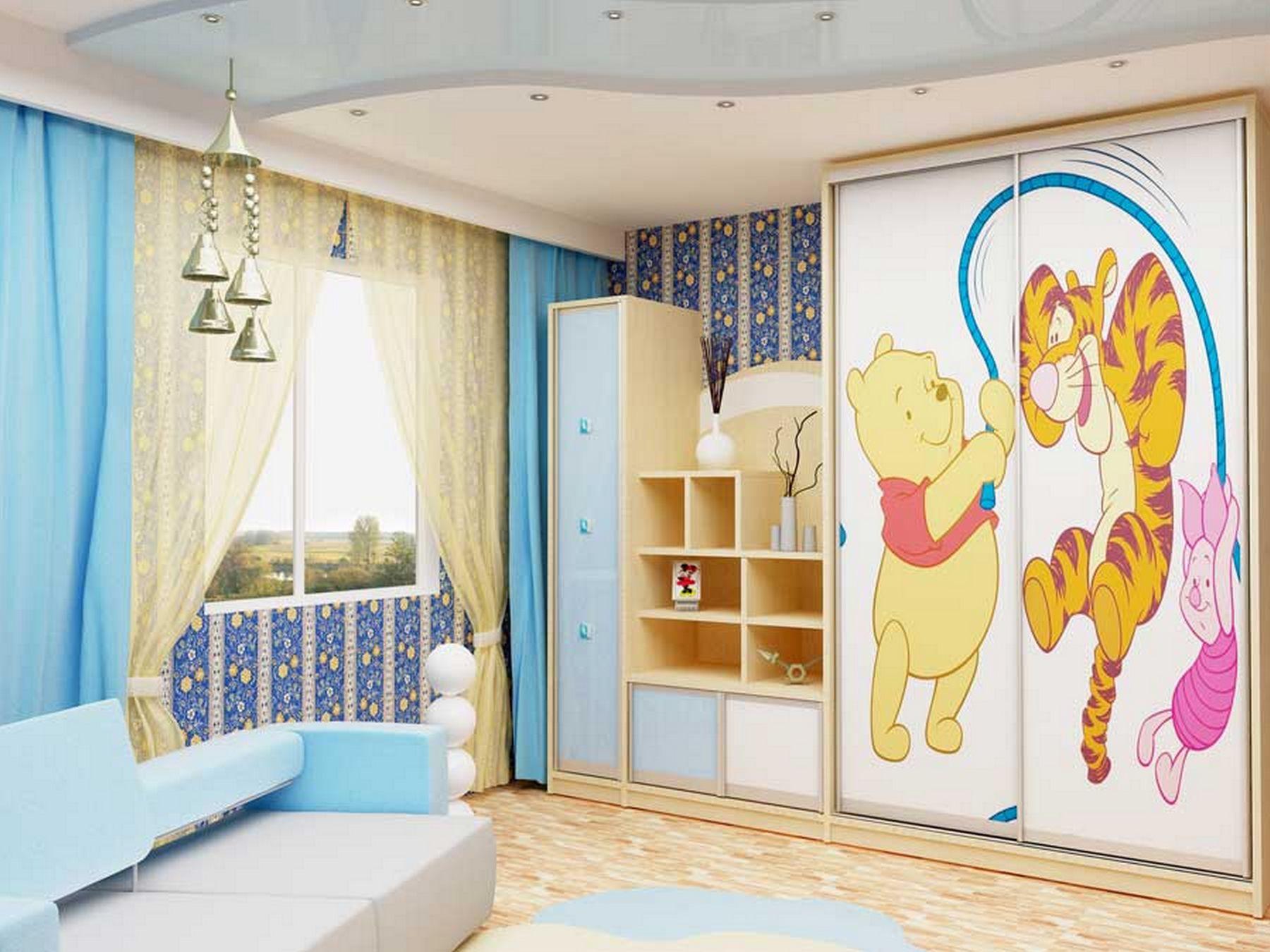 Выбор платяного и книжного шкафа для детской комнаты - чему стоит уделить внимание