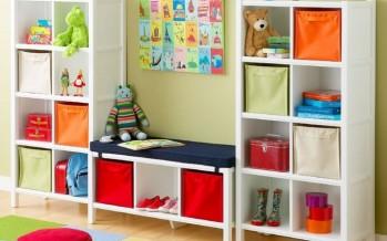 ящик сдля хранения игрушек в детскую комнату