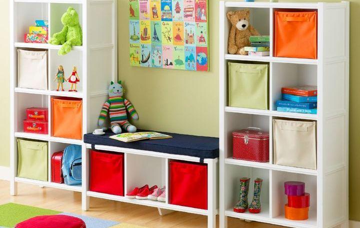 Ящики для хранения игрушек в детскую: обзор магазинных и самодельных вариантов
