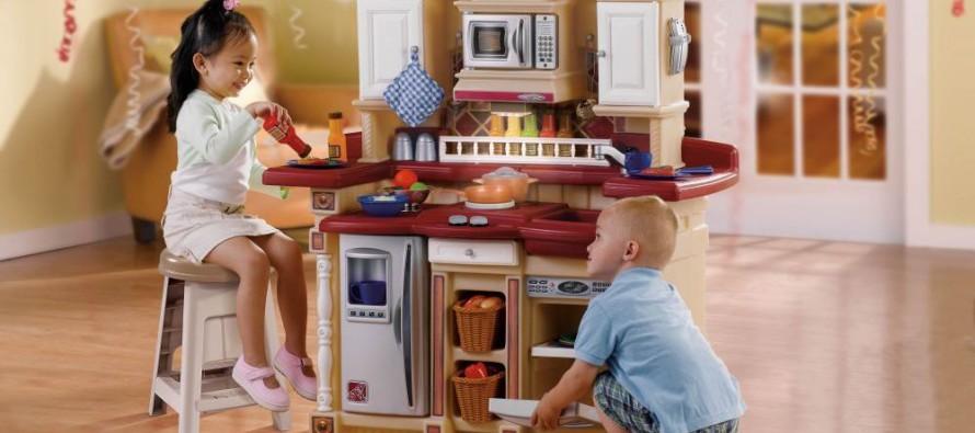 Детская кухня для развития ребенка