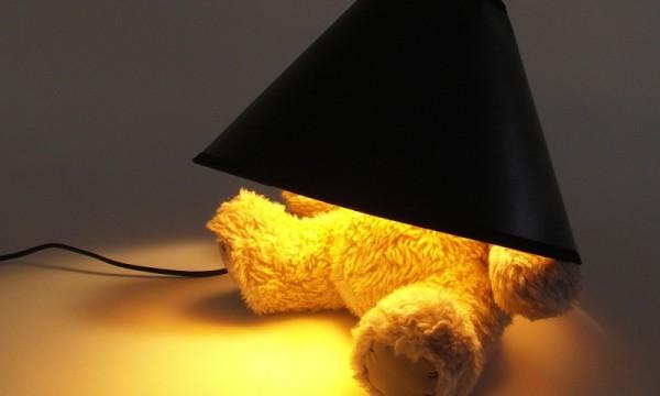 Детские настольные светильники