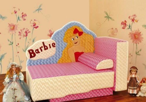 Для девочки угловой диван