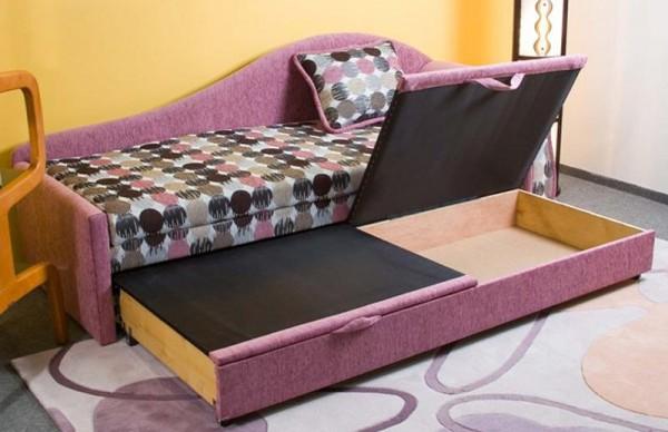 Фото детского раскладного дивана