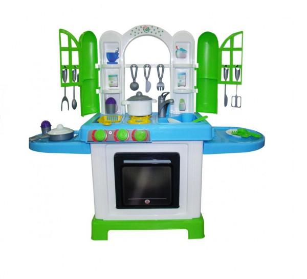 Фото детской кухни для девочек от фирмы полесье