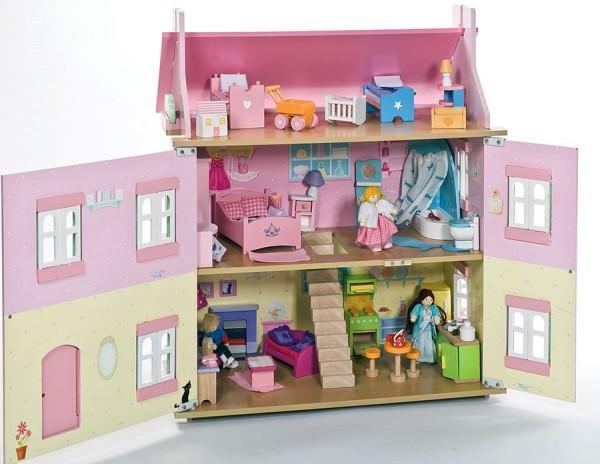 Фото кукольного домика