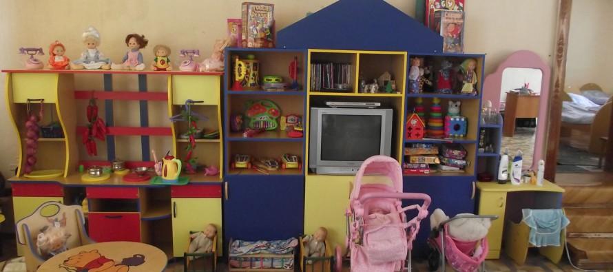 Игровая мебель для детей в комнату