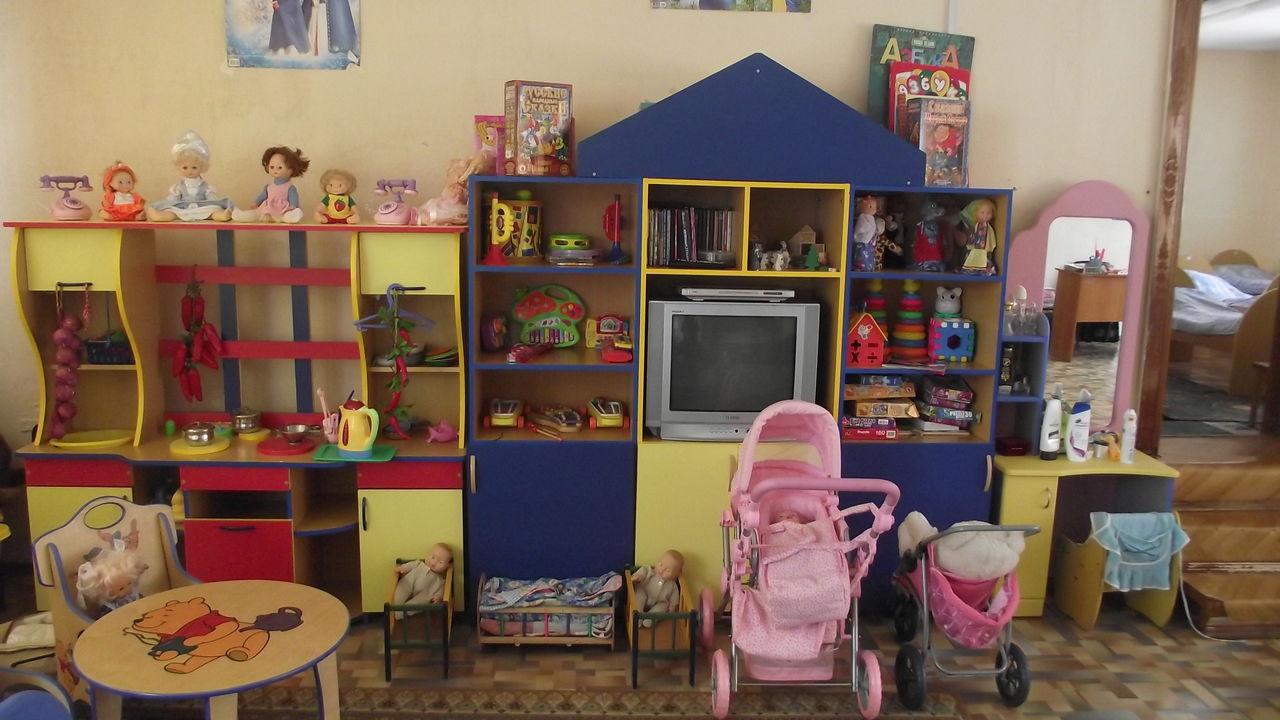 Современные модели игровой мебели для детской комнаты