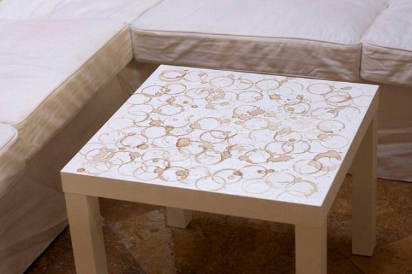 Полированный столик своими руками
