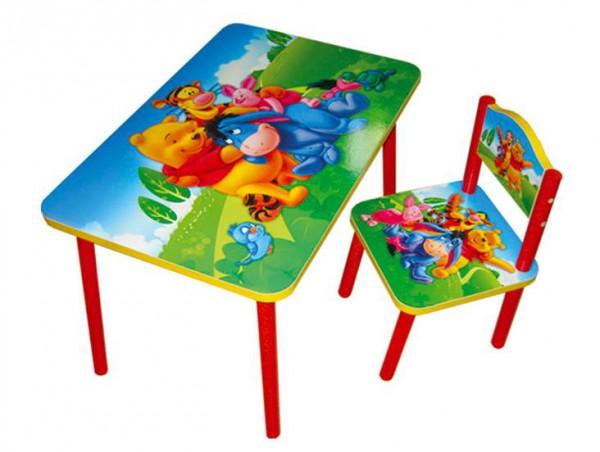 Красочный детский стул