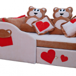 Влюбленные медвежата