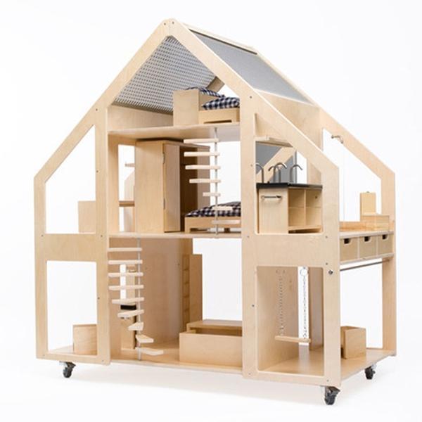 Мебель для кукольных домиков из картона своими руками фото 776