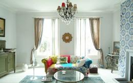 Что необходимо знать и иметь под рукой, чтобы сшить шторы для гостиной своими руками?